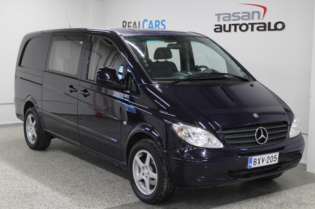 Mercedes-Benz Vito 111 CDI 5-paikkainen paku sis.alv!