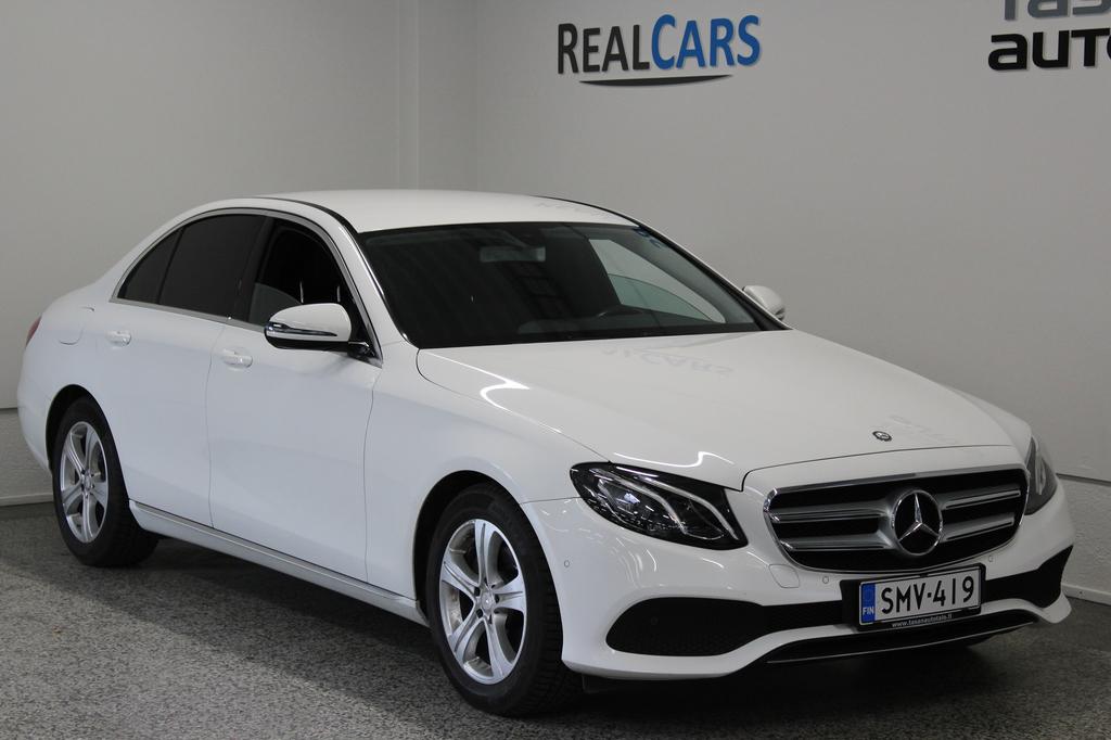 Mercedes-Benz E 200d A Avantgarde UUSI KORIMALLI korko 0.99%+kulut