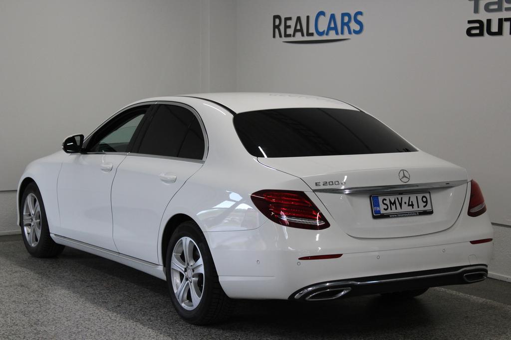 Mercedes-Benz E 200d A Avantgarde UUSI KORIMALLI korko 0.99% kulut