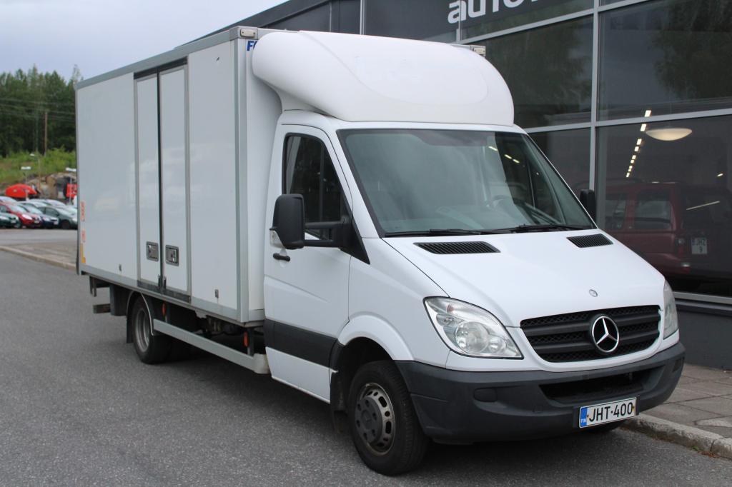 Mercedes-Benz Sprinter 516 CDI Pullakori K-A Perälautanostin sis.alv!