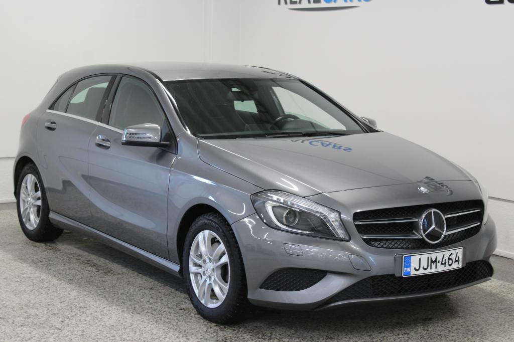 Mercedes-Benz A 200 BE ** SUOMI-AUTO / XENON / PERUUTUSKAMERA **