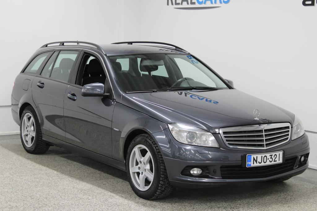 Mercedes-Benz C 220 CDI BE T A