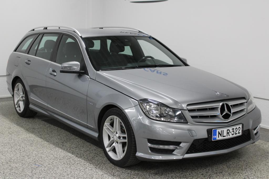 Mercedes-Benz C 250 CDI BE T A *AMG-paketti*Navi*