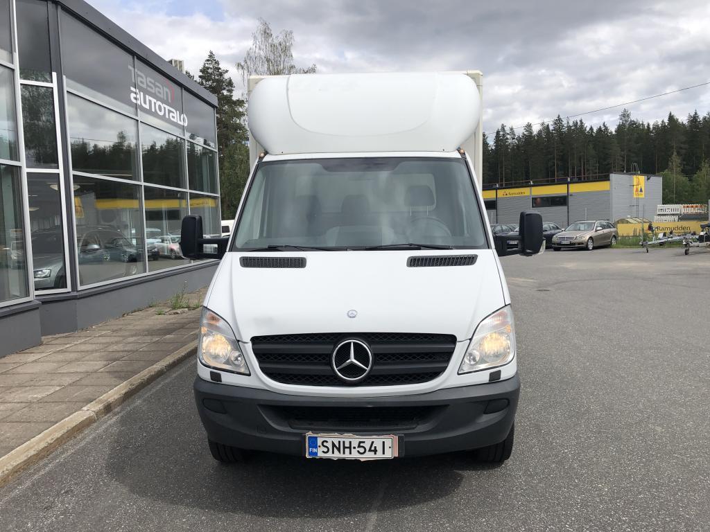 Mercedes-Benz SPRINTER 316 CDI Pullakori sis.alv!