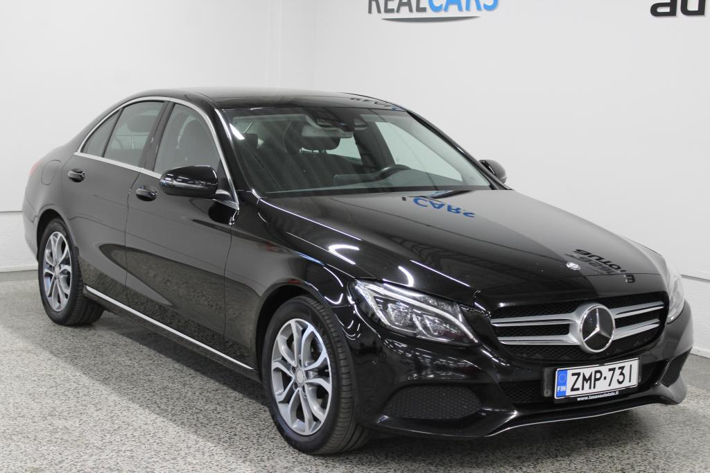 Mercedes-Benz C 300 BlueTec Hybrid A Avantgarde*webasto*HUIPPUVARUSTEET* korko 0, 99% + kulut