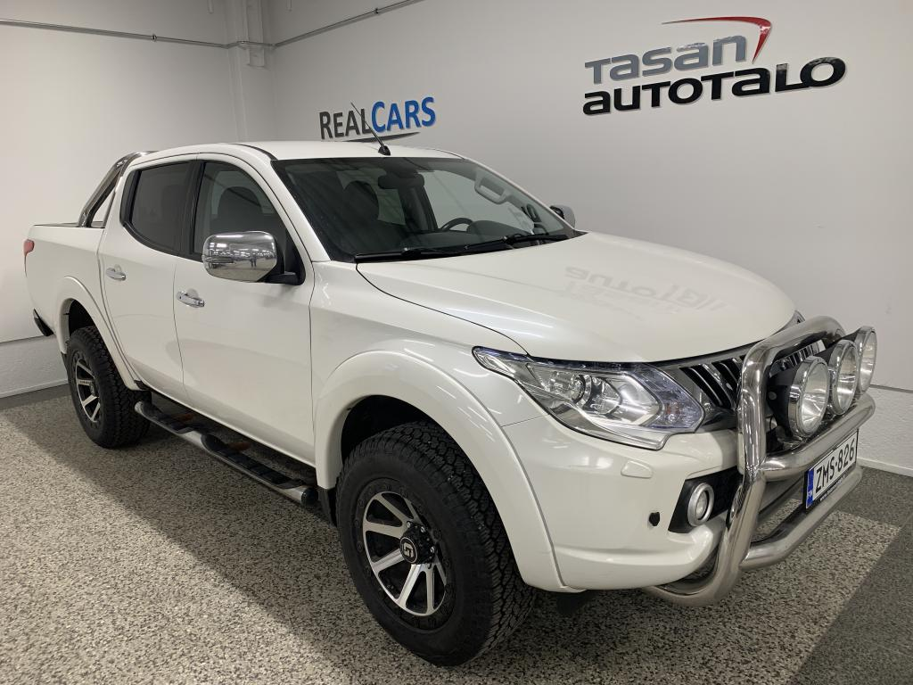 Mitsubishi L200 Double Cab 2, 4 DI-D Magnum Instyle AT 5-paikkainen