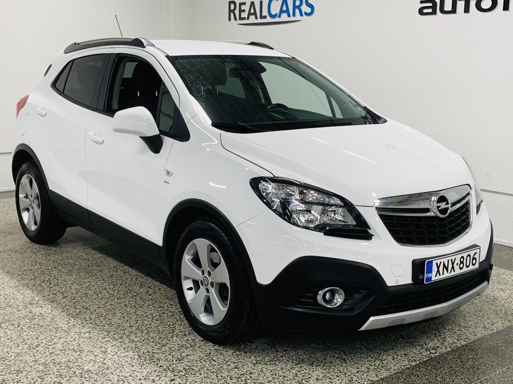 Opel Mokka 5-ov Drive 1, 4 Turbo 103kW AT6
