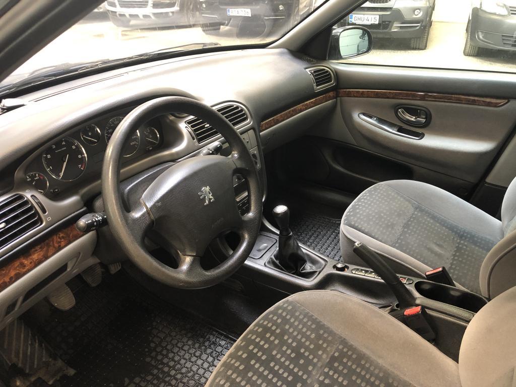 Peugeot 406 1.8I 16V Executive kats.5/2019