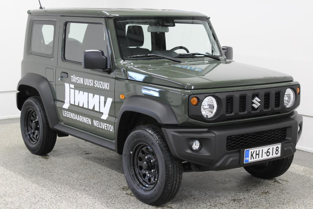 Suzuki JIMNY 1.5 VVT 4WD GL+ 5MT