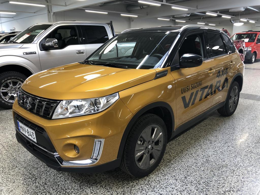 Suzuki VITARA 112 BOOSTERJET 4WD GL+ 5MT