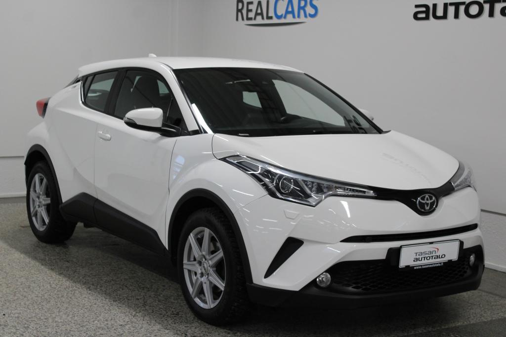 Toyota C-HR 1.2 Turbo AWD Automat Active