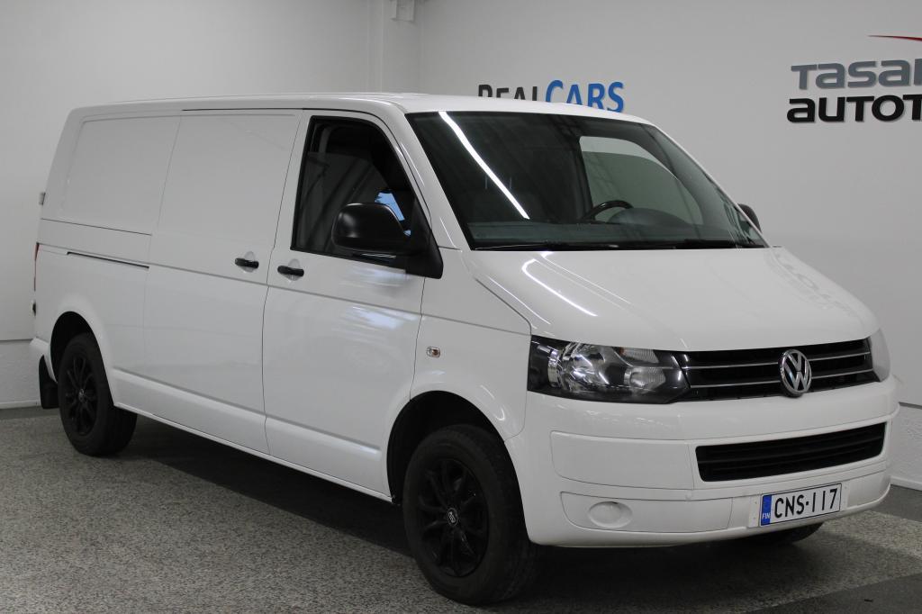 Volkswagen Transporter umpipakettiauto pitkä 2, 0 TDI 103 kW 4Motion *Webasto kauko-ohjaimella*