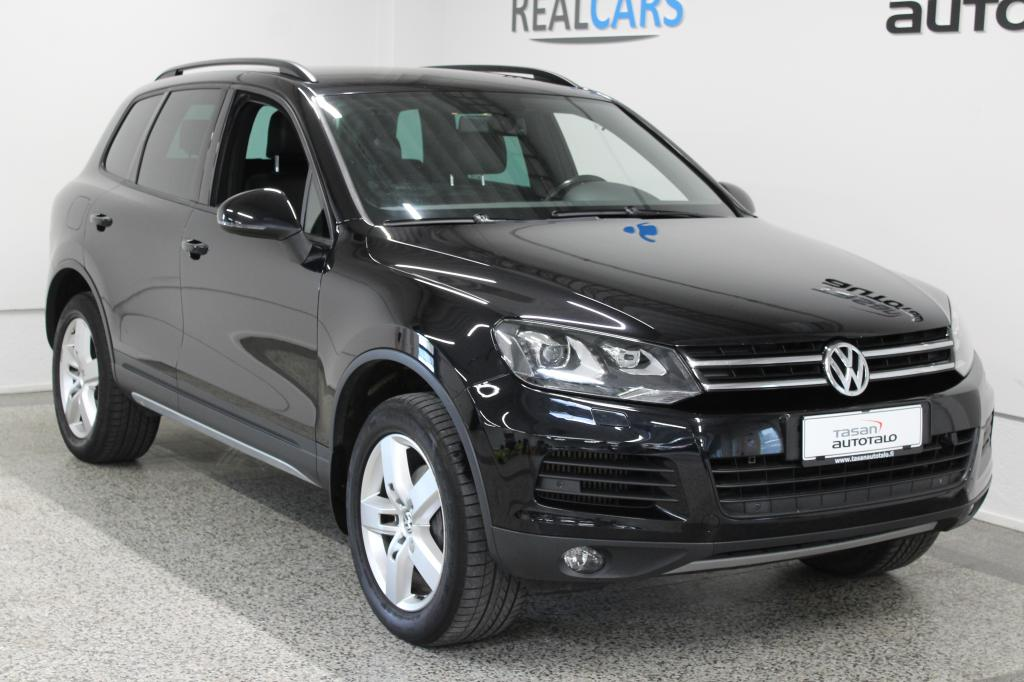 Volkswagen Touareg 3, 0 V6 TDI 176 kW A (240 hv) 4MOTION BlueMotion Technology *ILMA-ALUSTA* korko 1, 99% + kulut