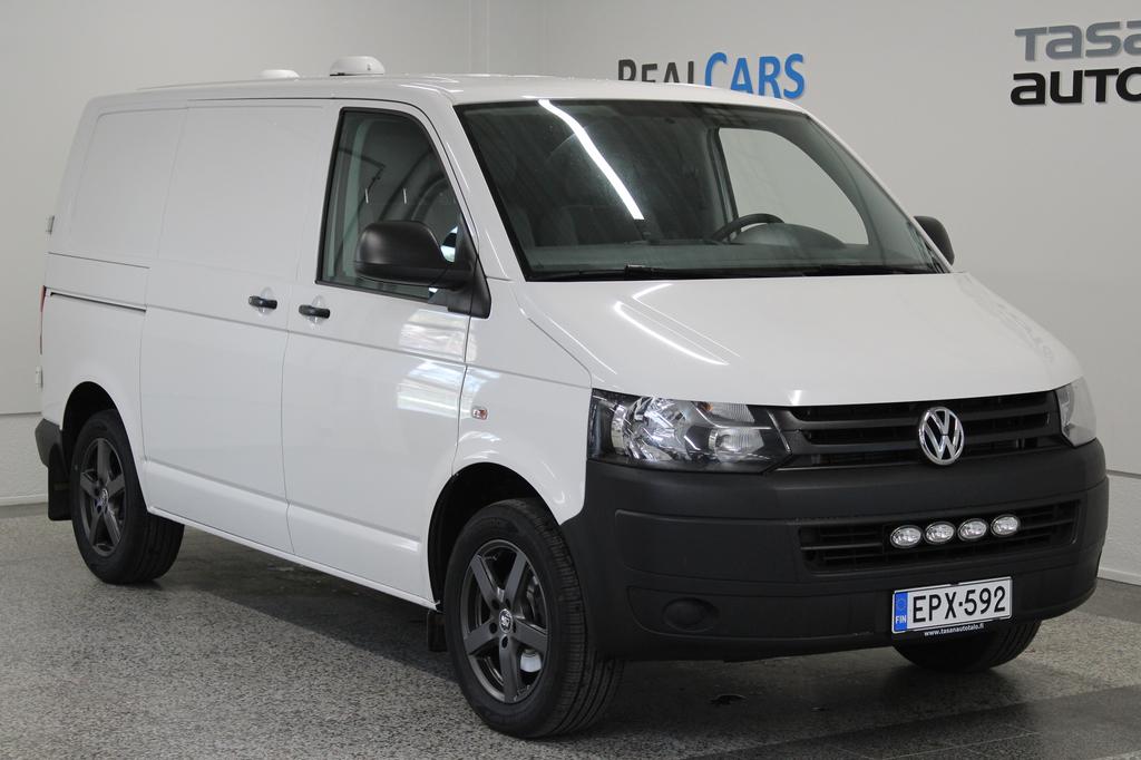 Volkswagen Transporter 2, 0 TDI 75 kW webasto , sis. ALV!
