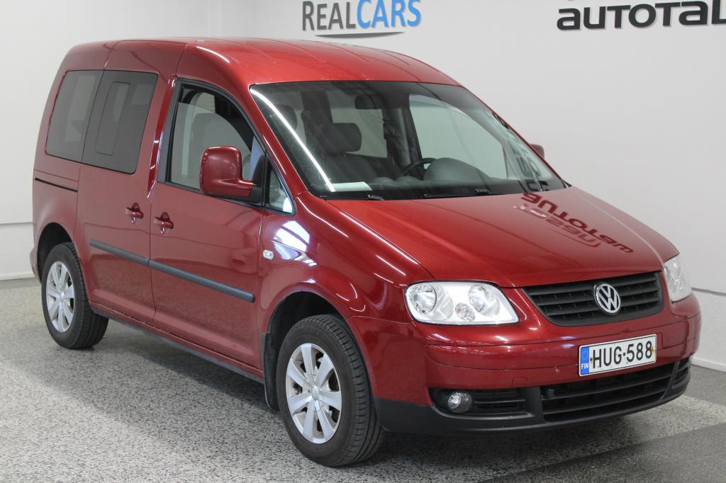 Volkswagen Caddy KOMBI LIFE 1.6