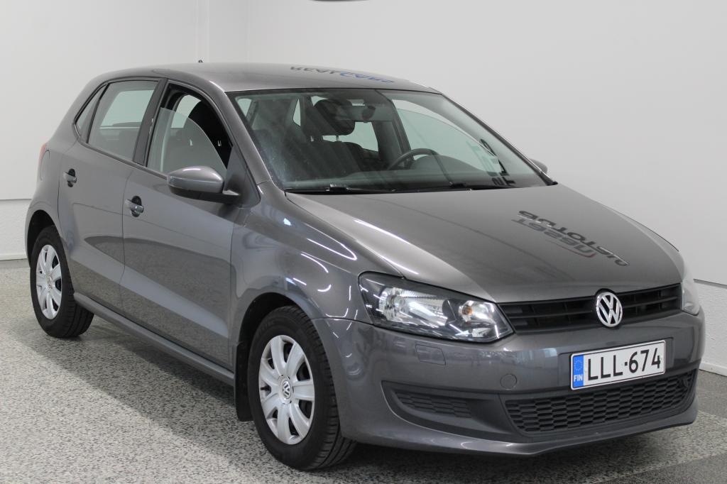 Volkswagen Polo Trendline 1.6 TDI 55kW 5ov korko 0, 99% + kulut