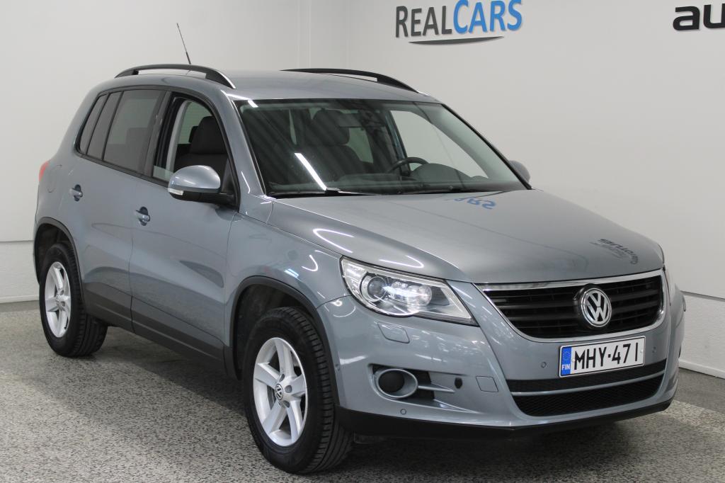 Volkswagen Tiguan Trend & Fun 1.4 TSI 110kw 4motion korko 0, 99%+kulut
