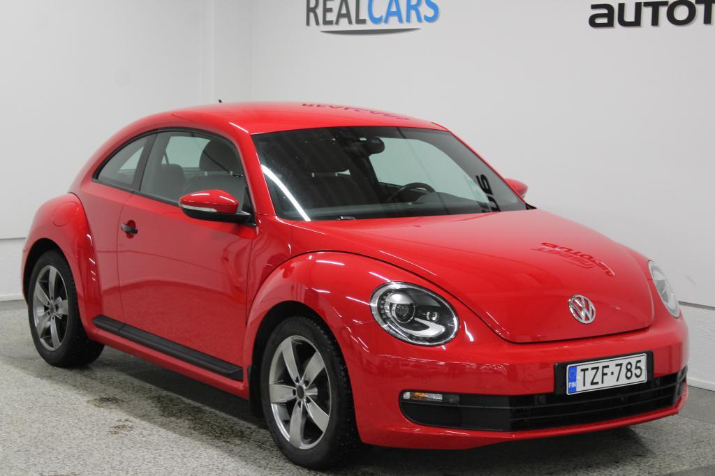 Volkswagen Beetle 1.6 TDI 77kW BlueMotion Technology
