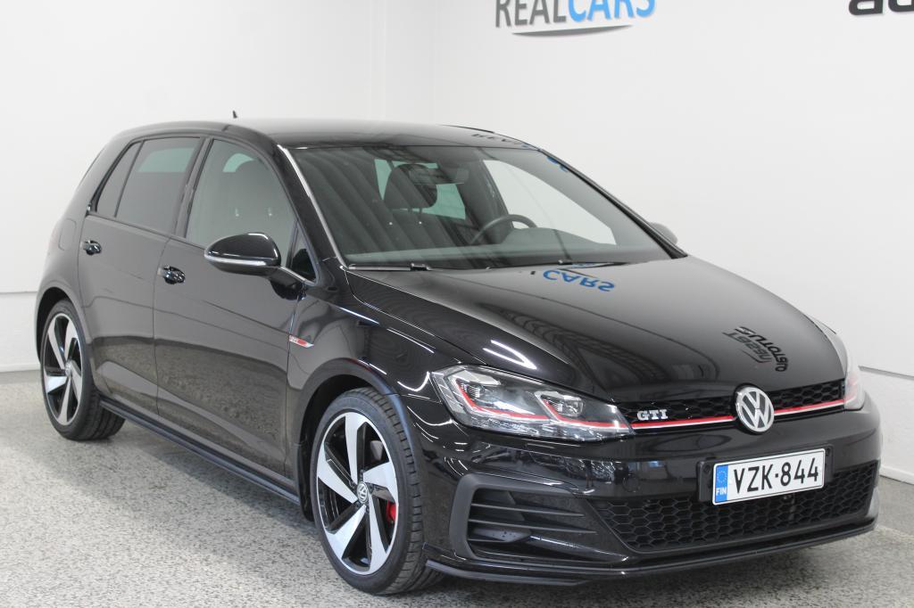 Volkswagen GOLF GTI 2, 0 TSI 169 DSG #webasto#korko 0, 99%+kulut#