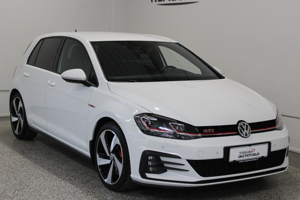 Volkswagen Golf GTI Performance 2.0 TSI 180kW (245 hv) DSG korko 0, 99%+kulut