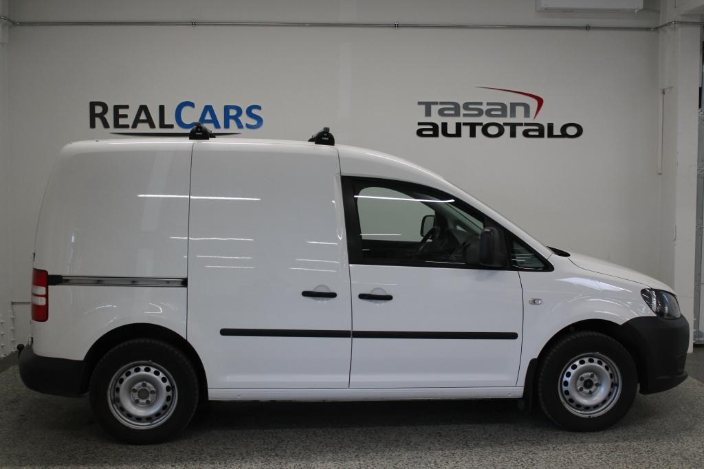 Volkswagen Caddy 2.0 EcoFuel KAASUPAKU sis. ALV!!