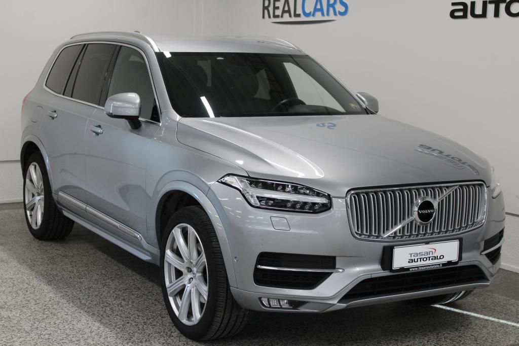 Volvo XC90 D5 AWD Inscription aut 5h.