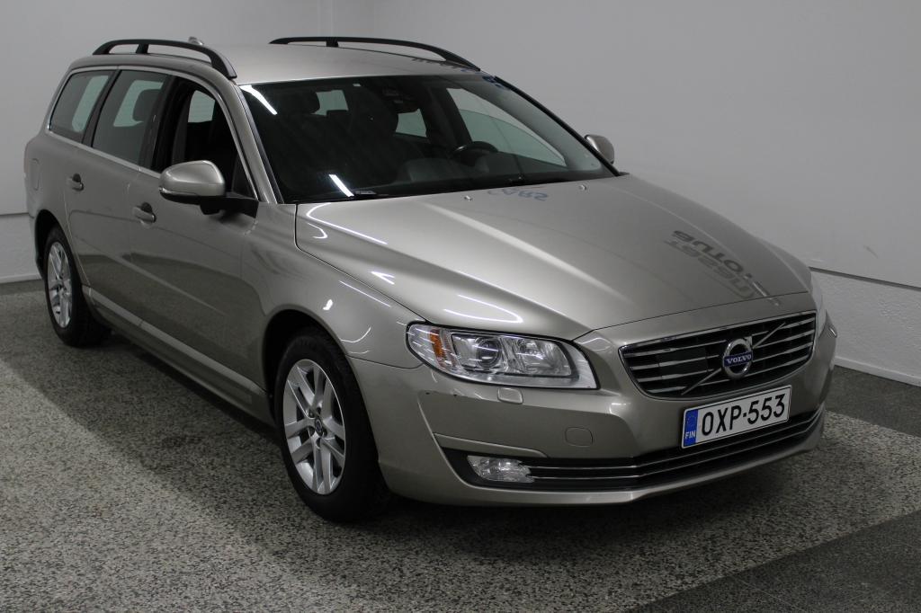 Volvo V70 D4 Momentum Business Classic 133 kW aut.Adapt.Cruise / Volvo On Call / Webasto