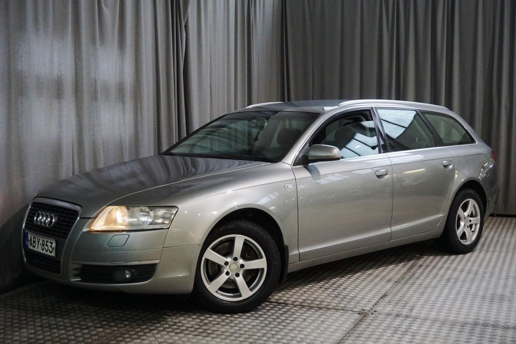 Audi A6 Avant 2, 4 V6 130 kW