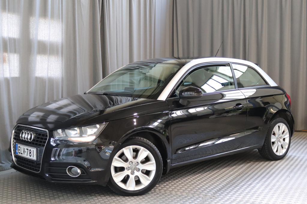 Audi A1 Compact Coupé Ambition 1, 4 TFSI Start-Stop