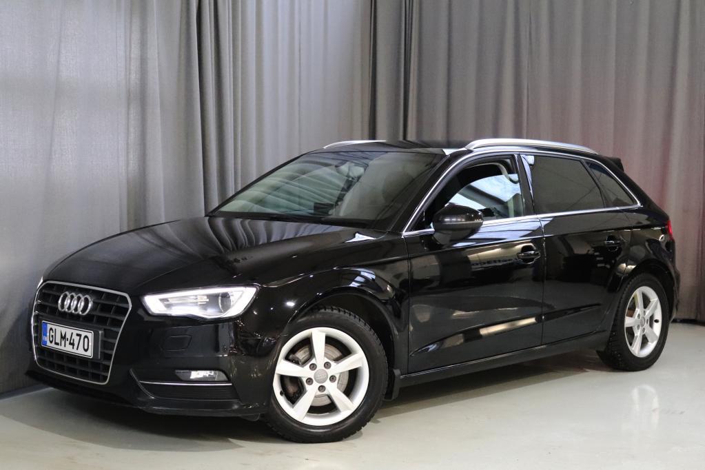 Audi A3 Sportback Business Sport 1, 4 TFSI 92 kW S tronic,  SUOMI-AUTO!