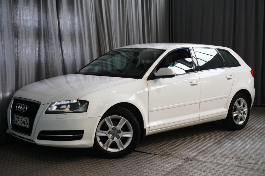 Audi A3 Sportback Attraction Business 1, 2 TFSI 77 kW Start-Stop