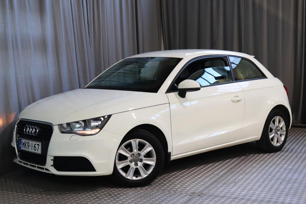Audi A1 Compact Coupé Attraction Special Edition 1, 2 TFSI Start-Stop