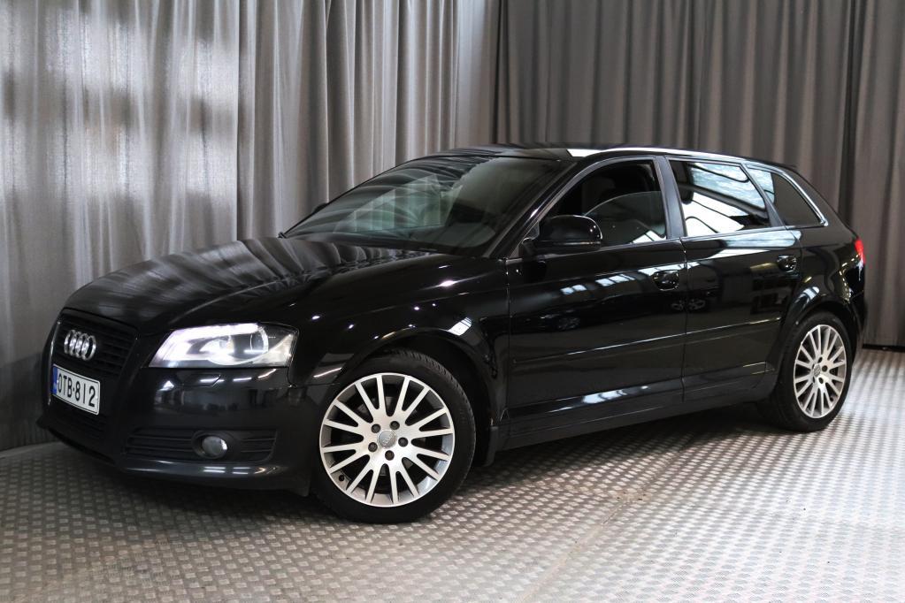 Audi A3 Sportback Ambition 1, 4 TFSI 92 kW S tronic Start-Stop Black Edition