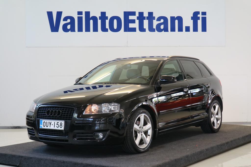 Audi A3, OUY-158