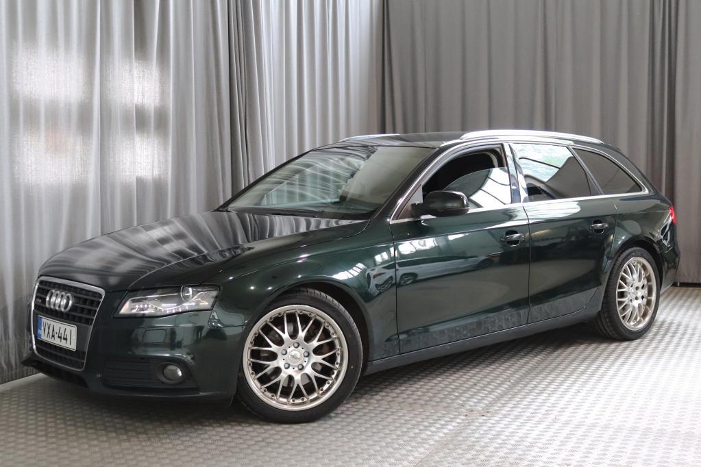 Audi A4 Avant 2, 0 TDI DPF multitronic,  SPORTTIPENKIT YMS!