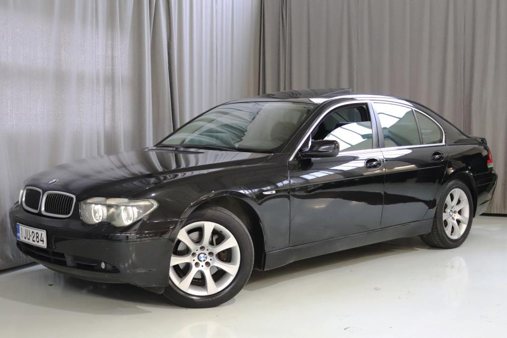BMW 730 dA,  SIISTIKUNTOINEN!