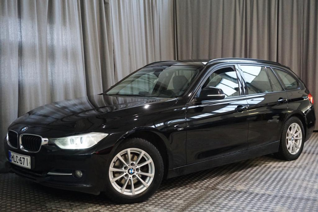 BMW 318 TwinPower Turbo A F31 Touring Business Sport,  SUOMIAUTO,  SPORTTINAHAT YM.!
