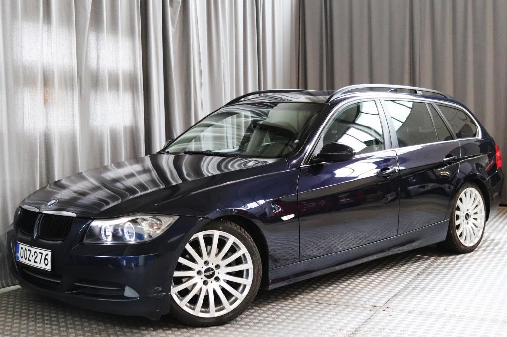 BMW 325 iA Touring,  SEUR. KATS. 8/2020!