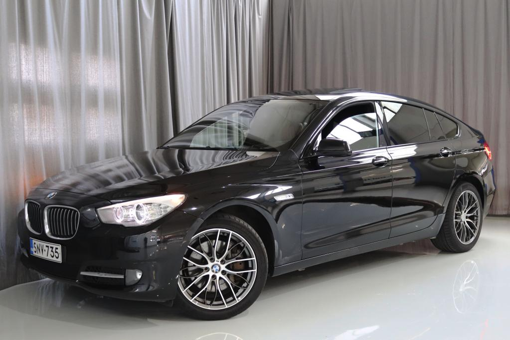 BMW 530 A F07 Gran Turismo,  HUIPPUVARUSTEET!