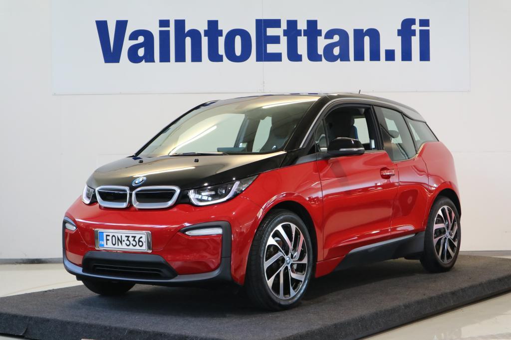 BMW i3, FON-336