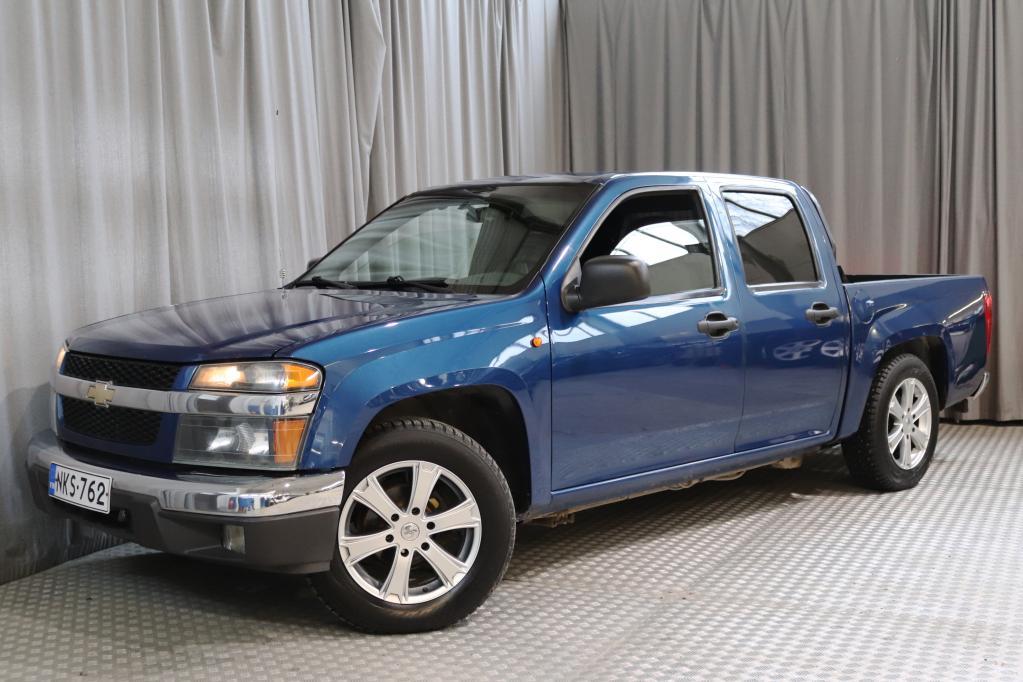 Chevrolet Colorado 2.8l 130kW 4ov,  SEUR. KATS. 12/2020!