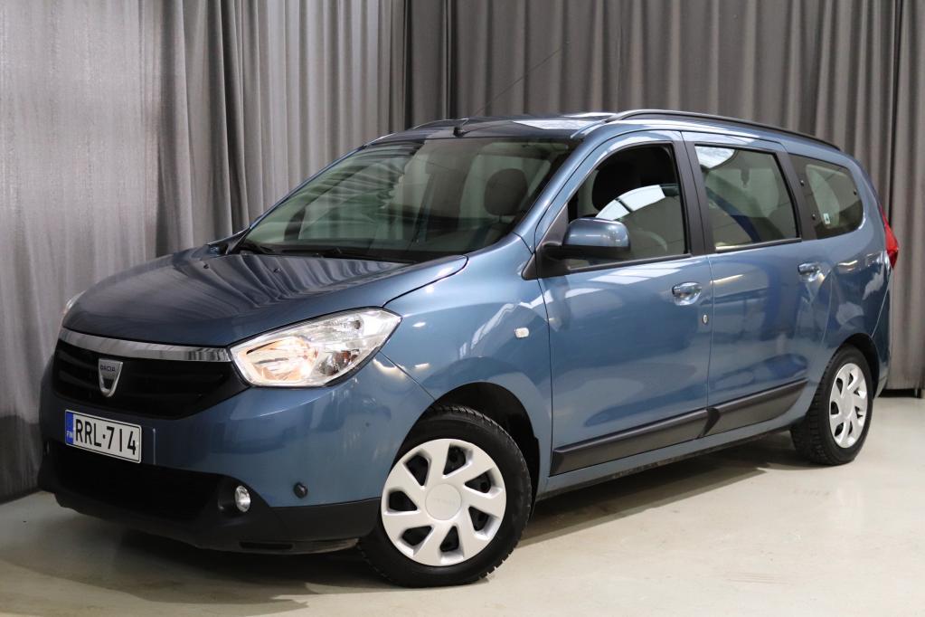 Dacia Lodgy TCe 115 7p Laureate,  SEUR. KATS. 2/2023!