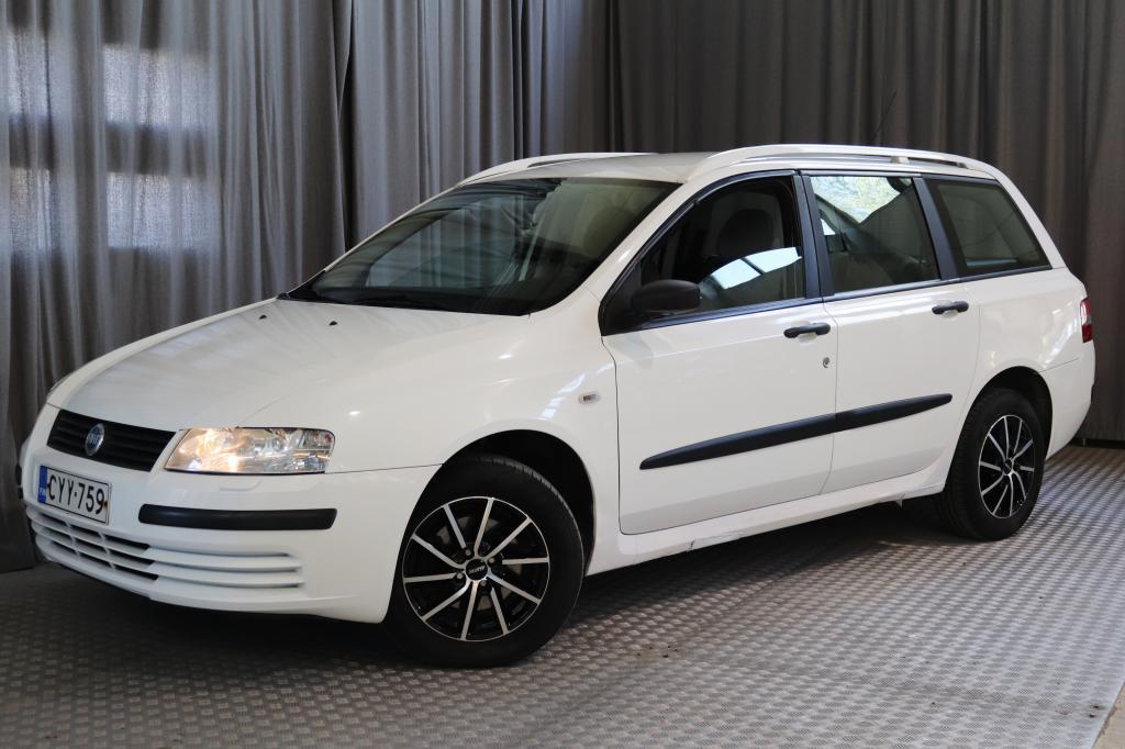 Fiat Stilo Multi Wagon 95 Actual,  AC,  SEUR. KATS. 4/2020!