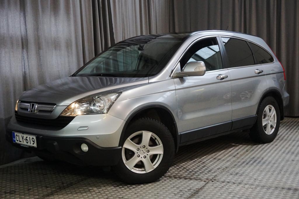 Honda CR-V 2, 2 i-CTDi Executive 4WD,  VÄHÄN AJETTU,  VARUSTELTU!