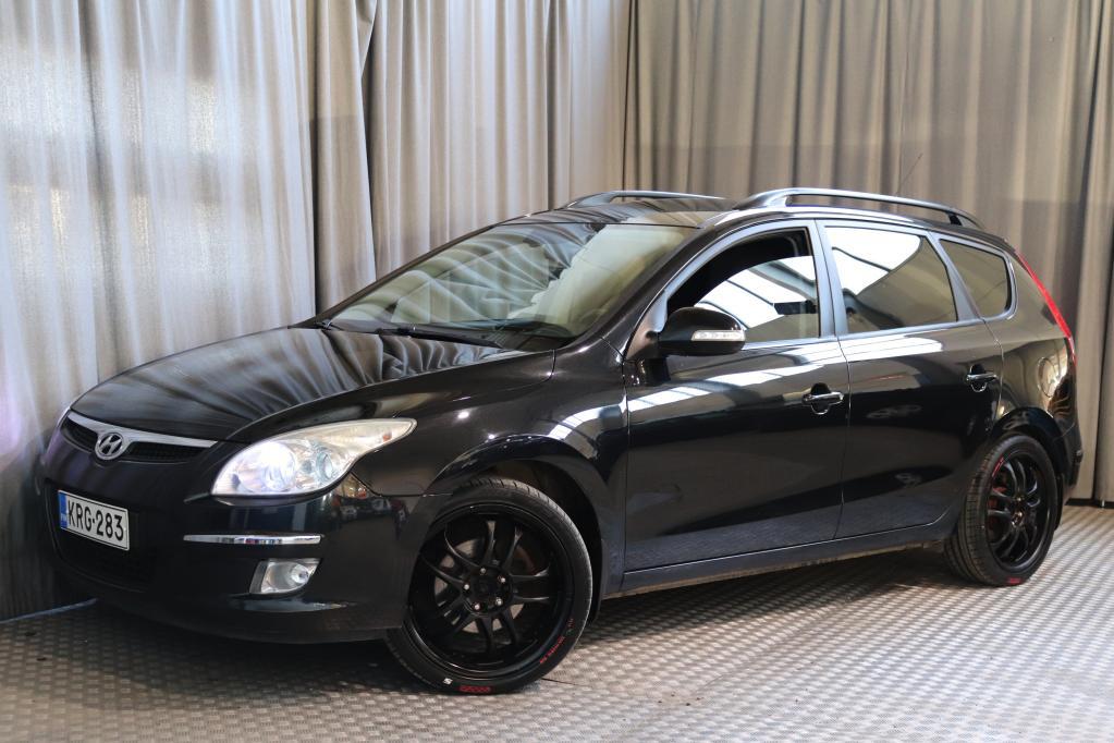 Hyundai i 30 2, 0 Wagon Style,  HYVÄT VARUSTEET!