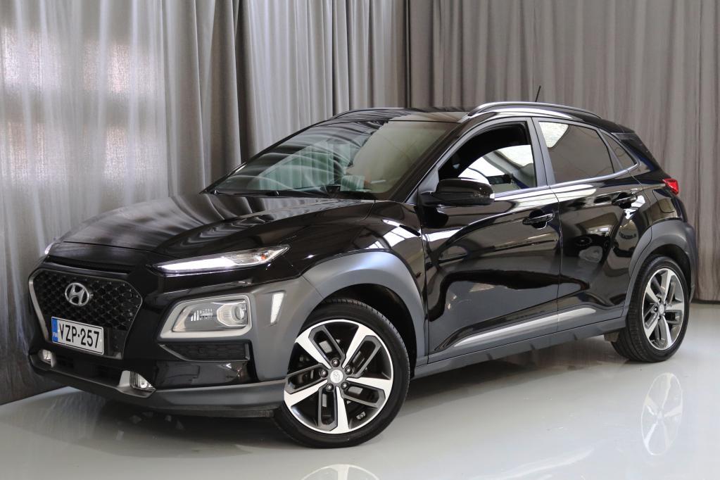 Hyundai KONA 1, 6 T-GDI 4WD 7DCT-aut. Style Launch Edition,  HUIPPUVARUSTEET!