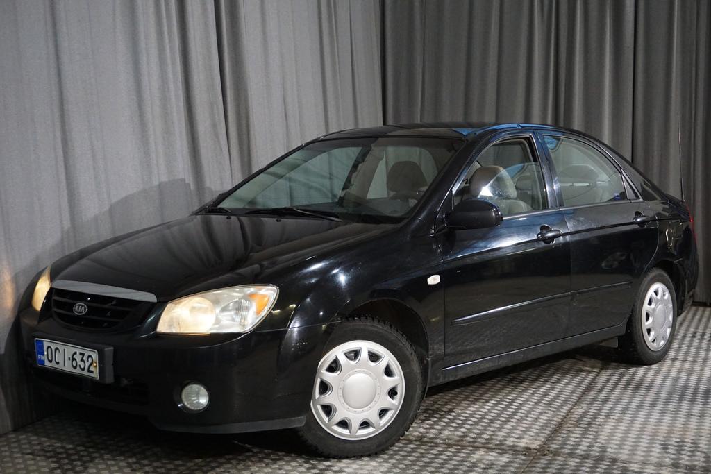 Kia Cerato 1, 6 LX Sedan 4D,  ILMASTOINTI!