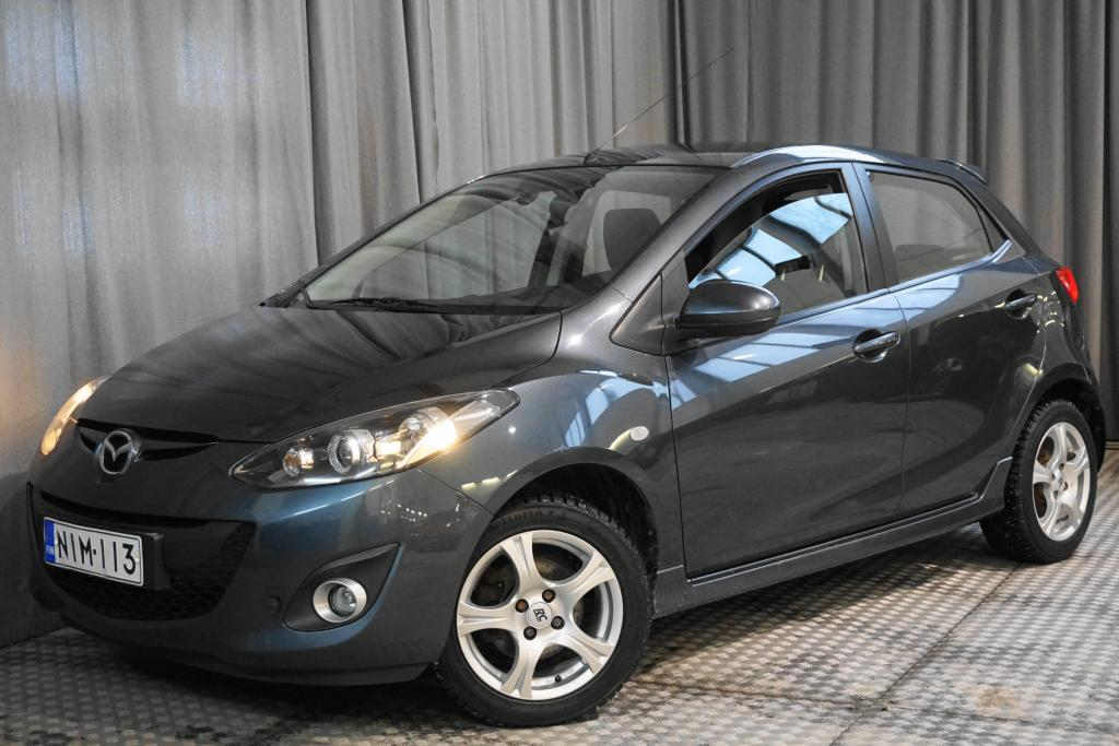 Mazda 2 1, 5 Touring Business 5MT 5ov,  HYVÄT VARUSTEET,  1-OMISTAJA!