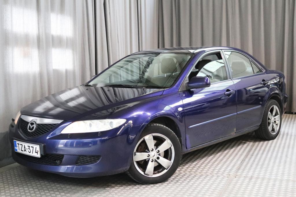 Mazda Mazda6 Sedan 2.0,  SEUR. KATS. 7/2020!
