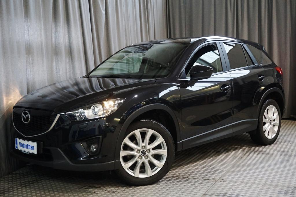 Mazda cx-5 2, 0 SKYACTIV-G Exclusive Sport AWD,  HYVÄT VARUSTEET!